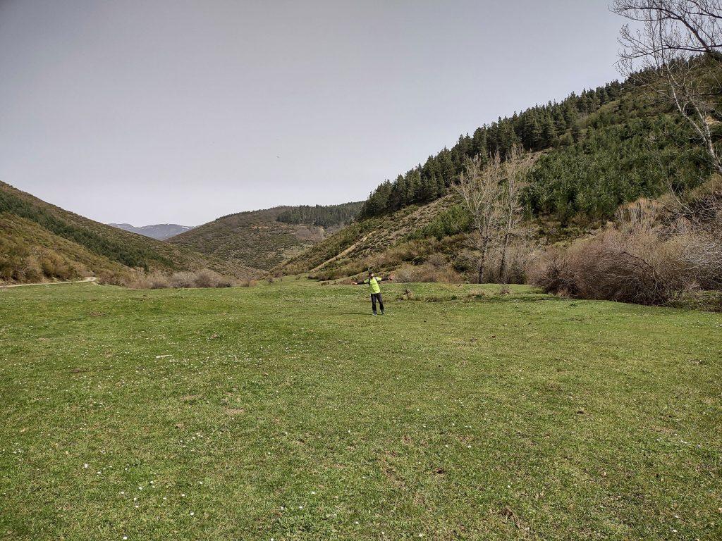 Ruta del valle de Salio
