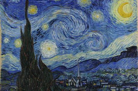 La noche estrellada - Haz La Mochila