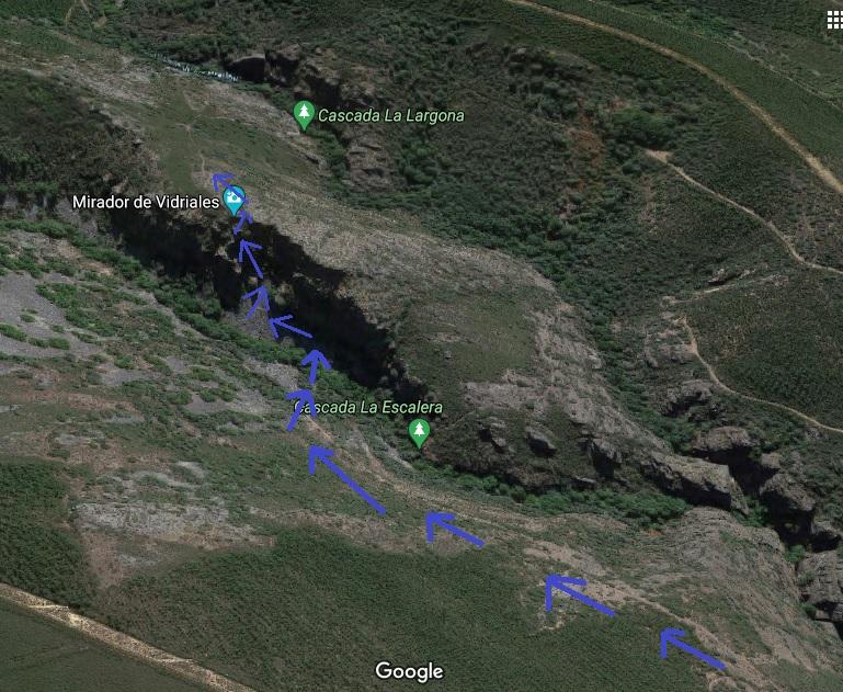 Ruta del Górgora - Haz La Mochila