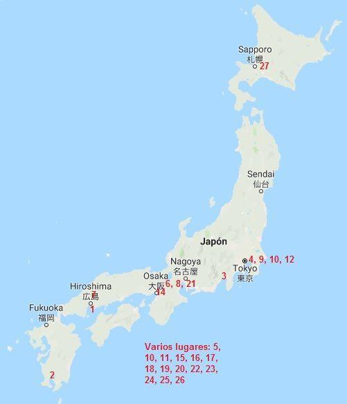 Motivos para viajar a Japón - Haz La Mochila