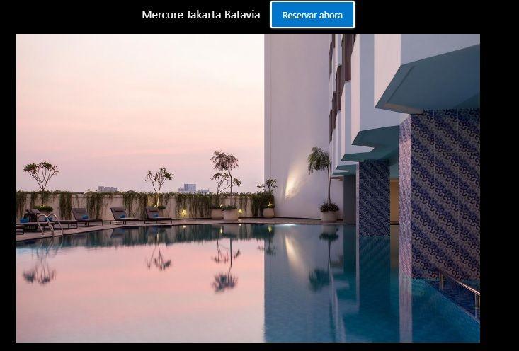 Alojamiento en Yakarta - Haz La Mochila
