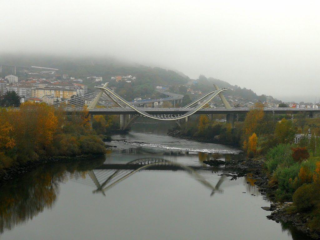 Puente del Milenio Ourense - Haz La Mochila