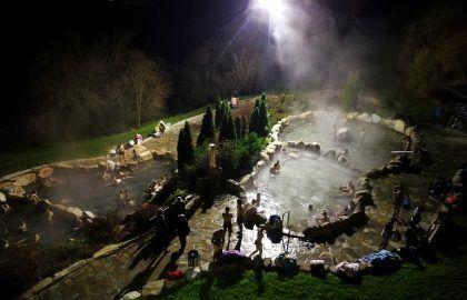 Termas de Canedo - Ourense - Haz La Mochila