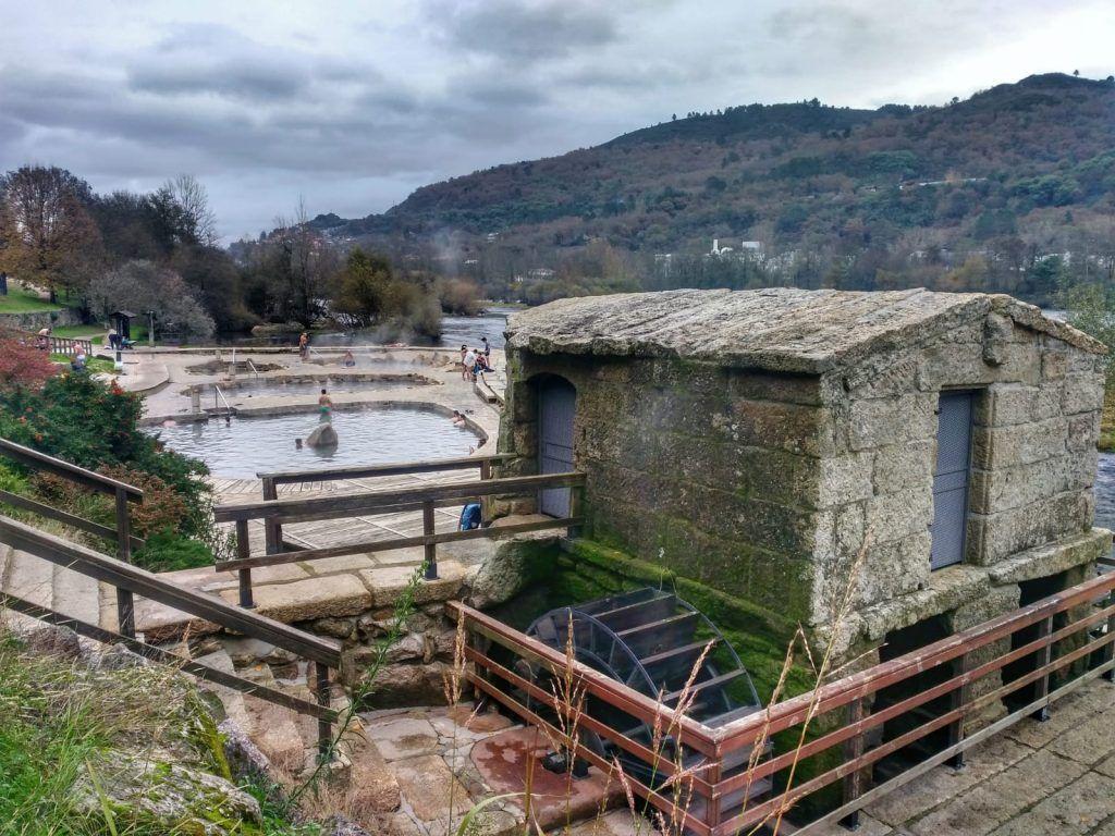Termas Muiño da Veiga - Ourense - Haz La Mochila