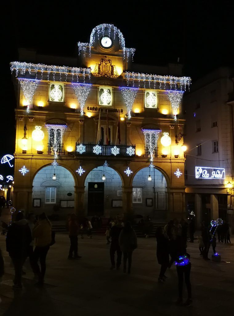 Plaza Mayor de Ourense - Haz La Mochila