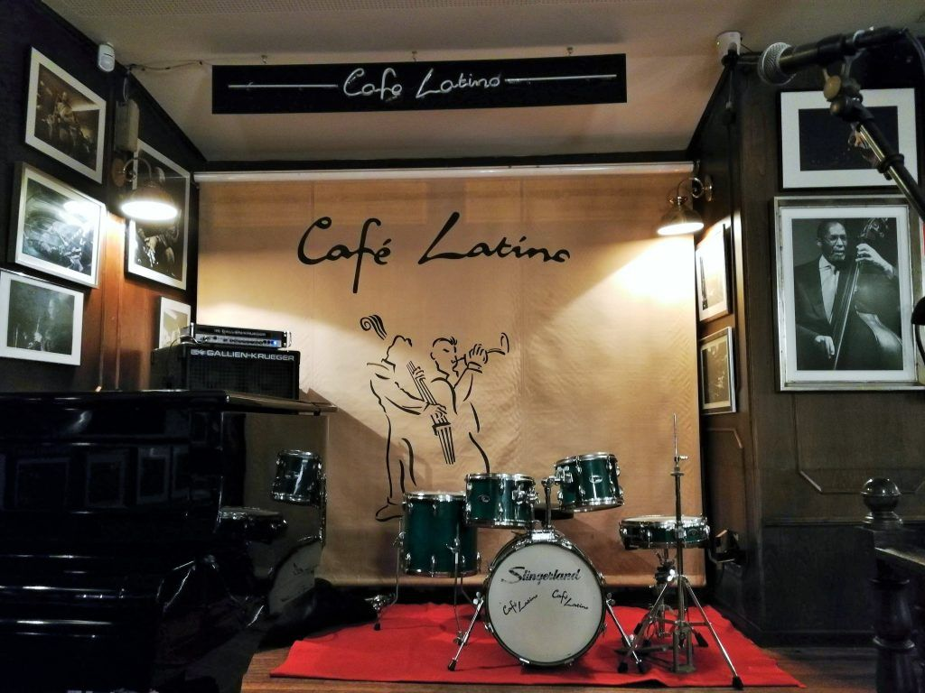 Café Latino - Ourense - Haz La Mochila