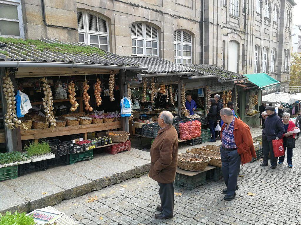 Mercado de Abastos - Ourense - Haz La Mochila