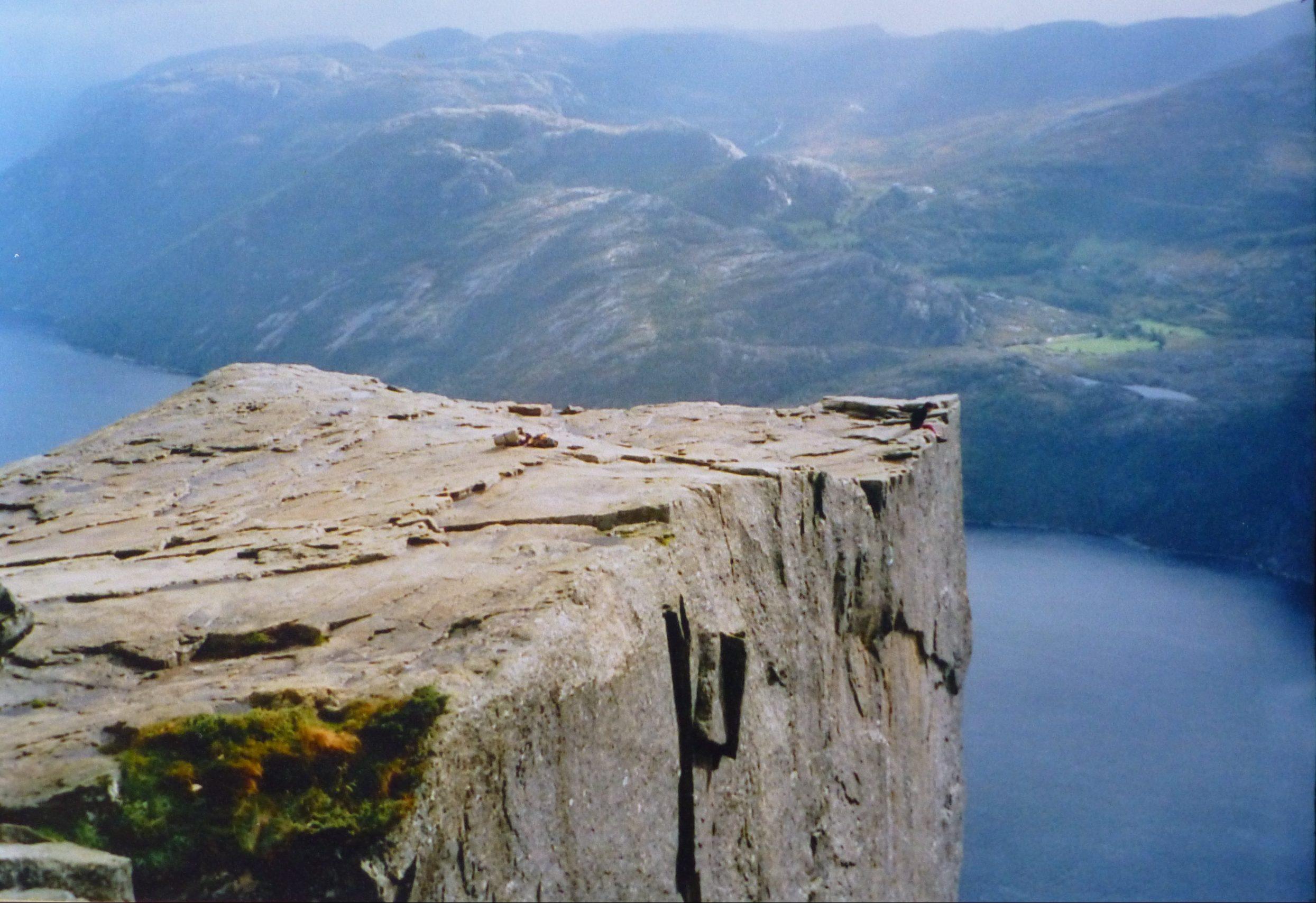 Senderismo en Noruega - Haz La Mochila