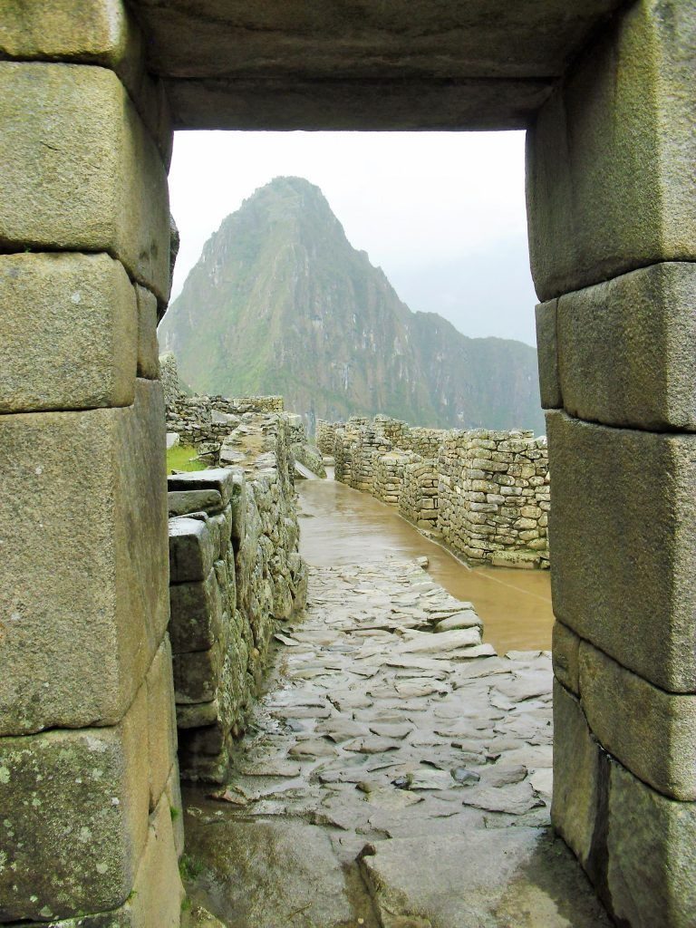 Machu Picchu - Haz La Mochila