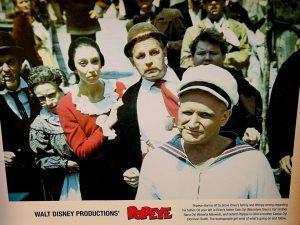Popeye Villlage - Haz La Mochila