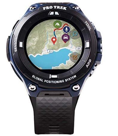 Reloj con mapa - Haz La Mochila